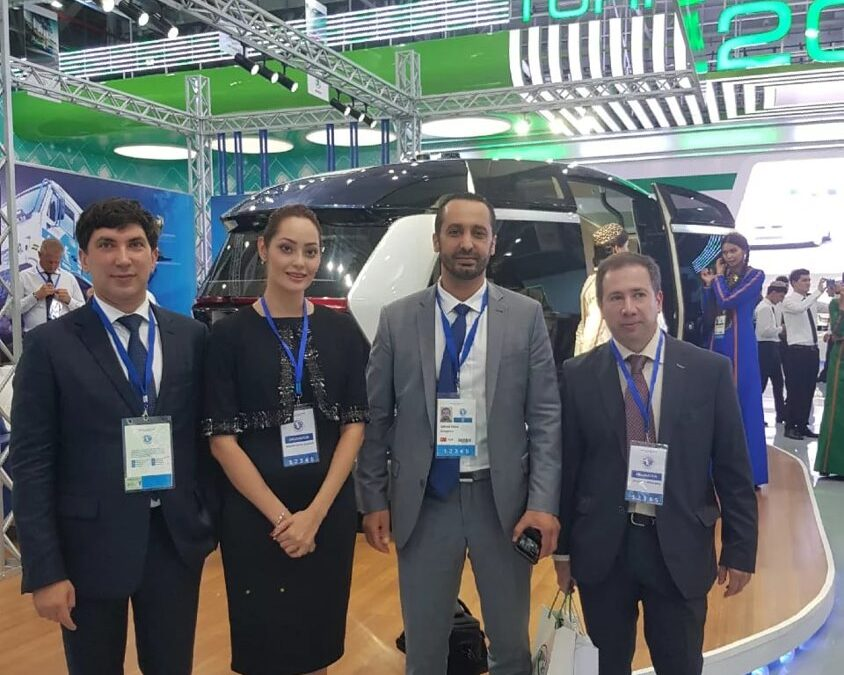 Participation of S.I.C. Global Inc. in the First Caspian Economic Forum