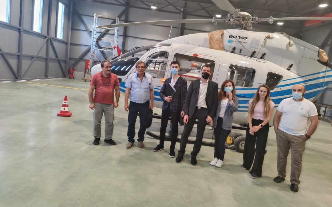 AVIASERVICE – Georgian tourist airline has confirmed its compliance with the requirements of AS/EN 9100 and ISO 9001